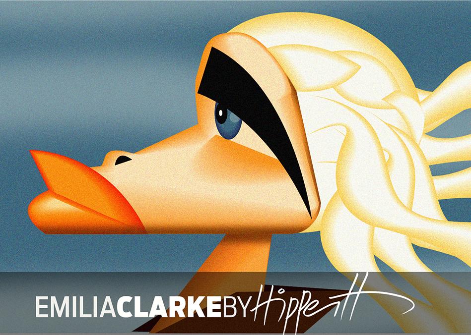 Khaleesi - Emilia Clark