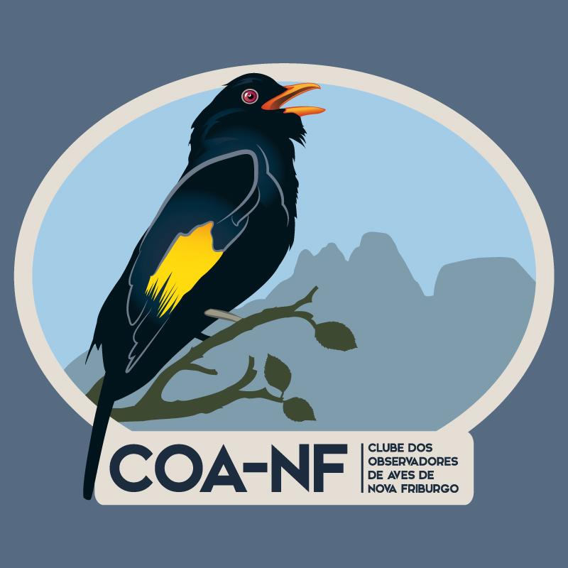 Clube dos Observadores de Aves de Nova Friburgo - COA-NF