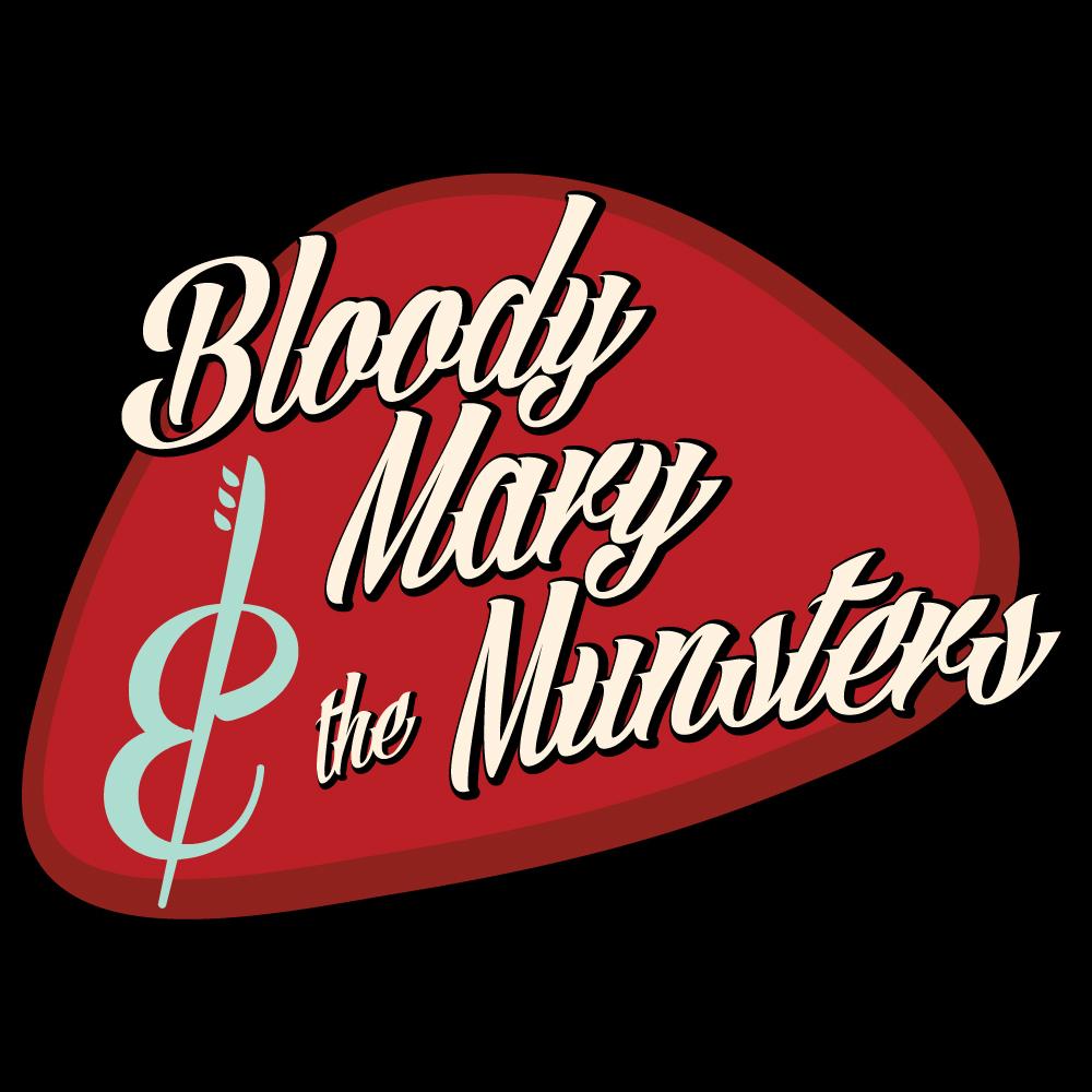 Bloody Mary & The Munsters (logo antigo)