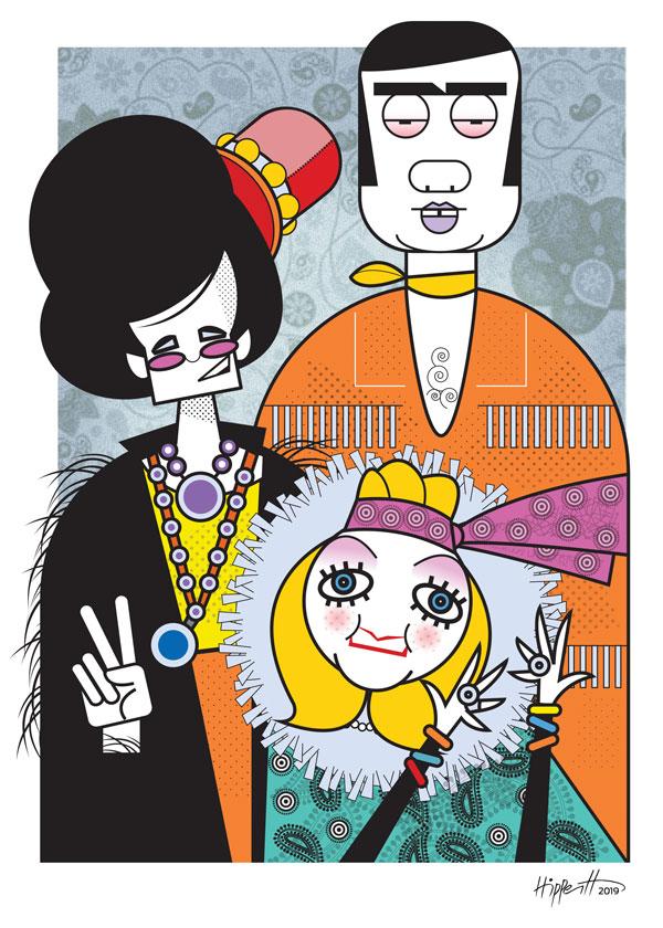 Roberto, Erasmo e Vanderléa