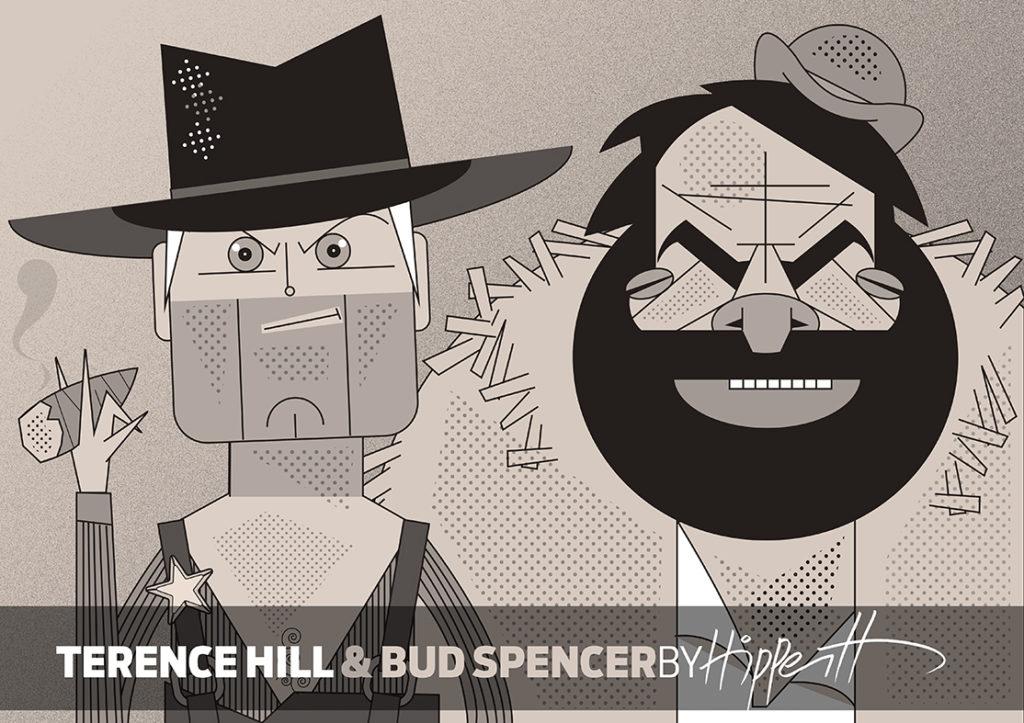 Terence Hill e Bud Spencer