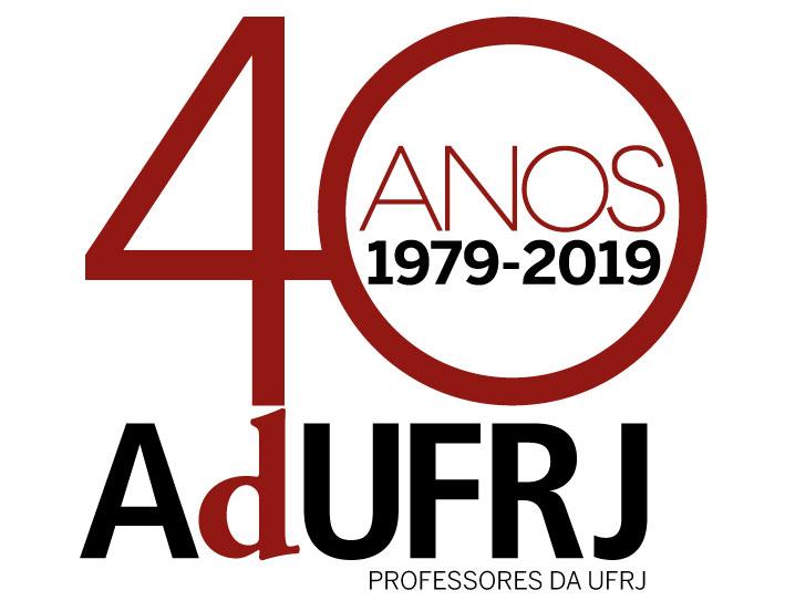 40 anos da AdUFRJ