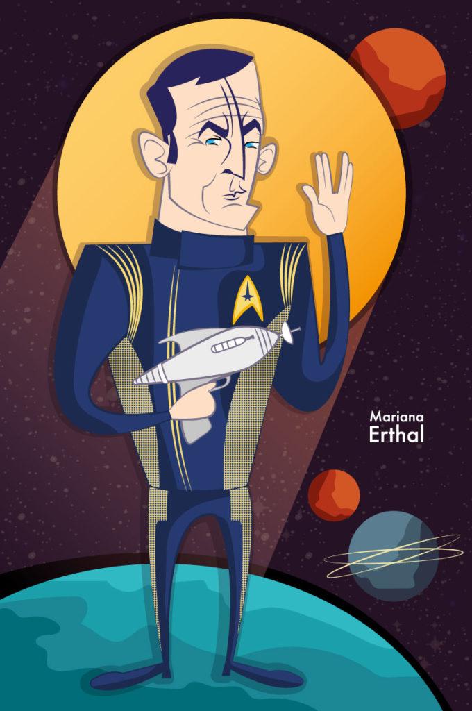Capitão Lorca - Star Trek Discovery
