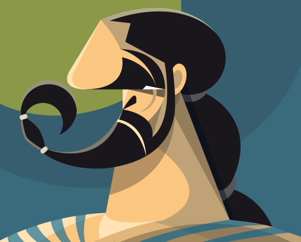 Khal Drogo - Jason Momoa
